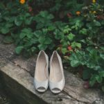 folk festival wedding shoes