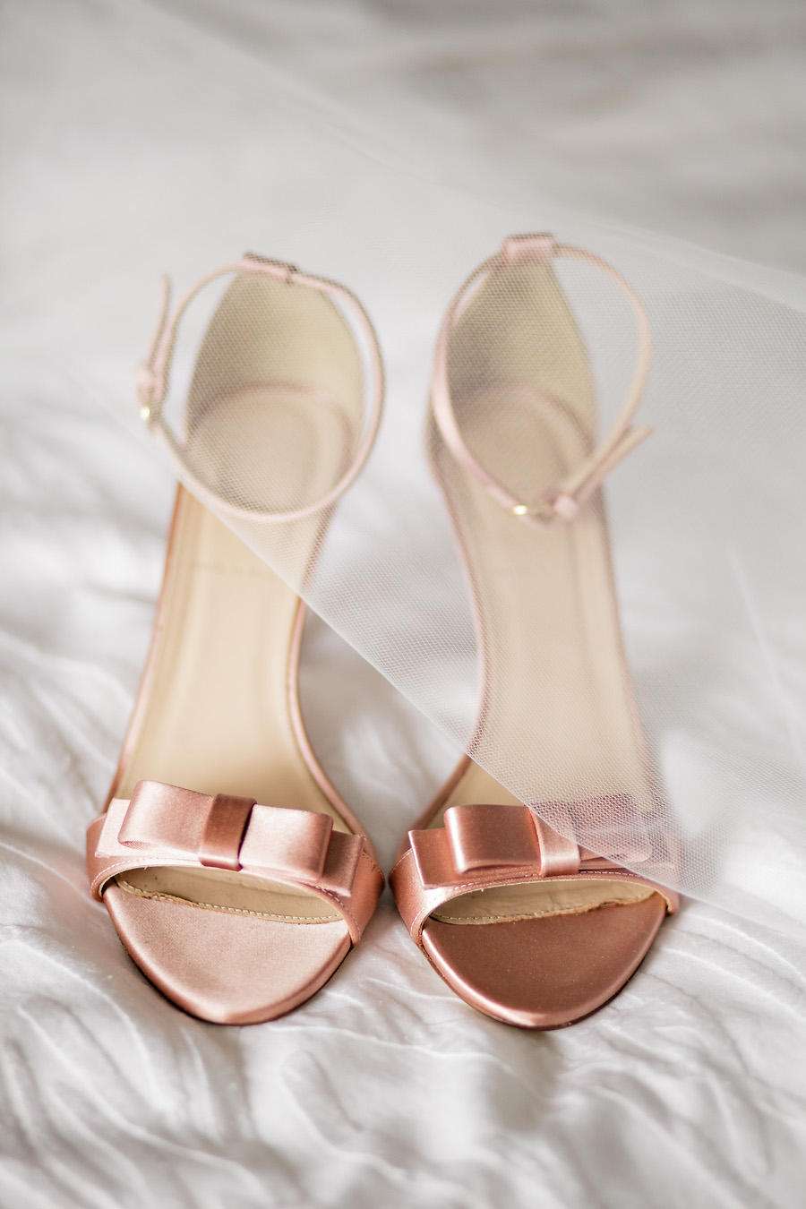 copper trend wedding shoes