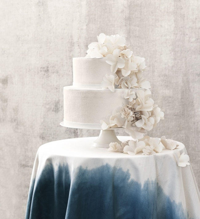 Dark & Stormy: A Midnight Blue Wedding Colour Scheme