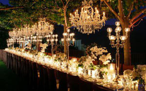 world of weddings glam luxe