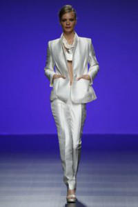be different wedding dress styles trouser suit