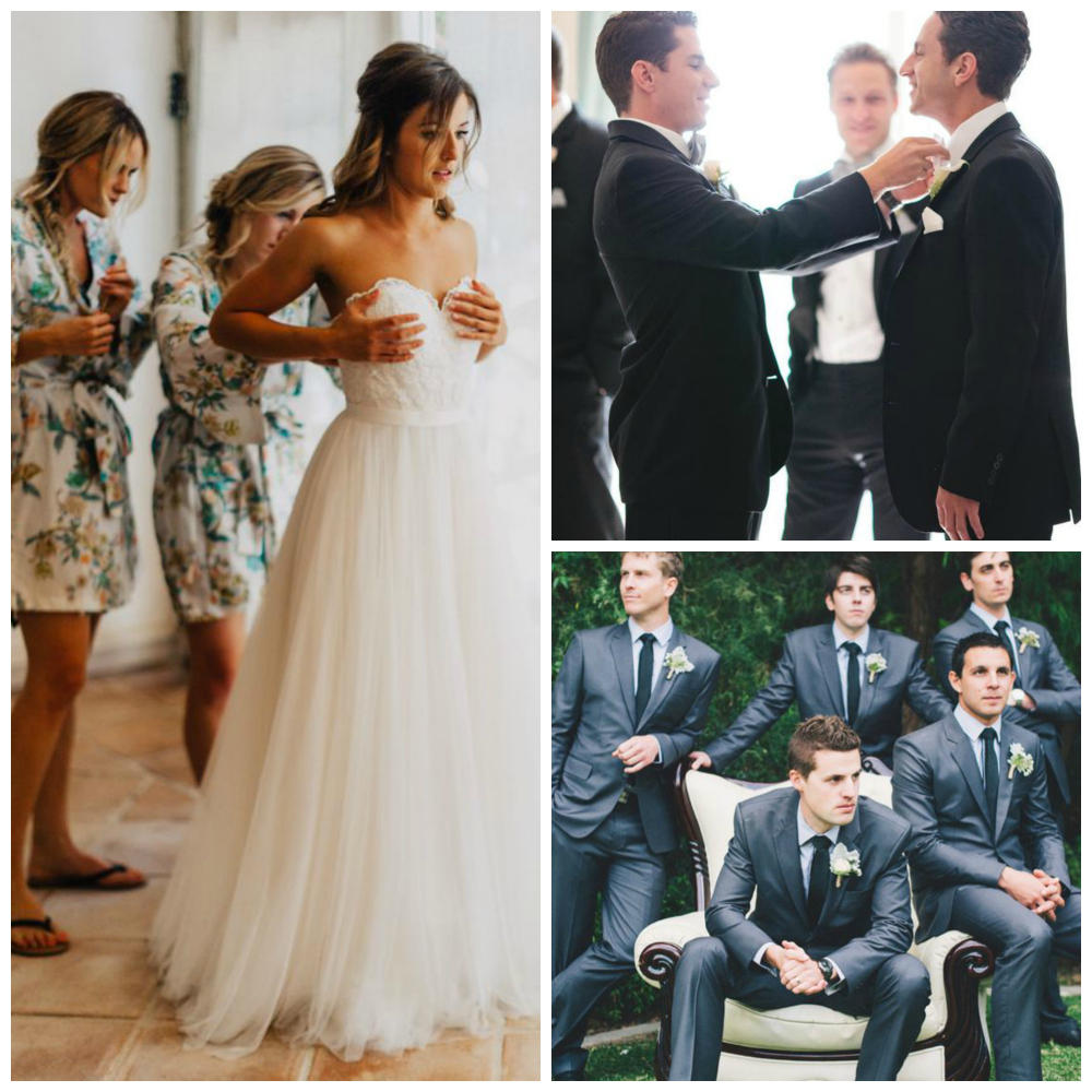 double check before your wedding day bridesmaids and groomsmen