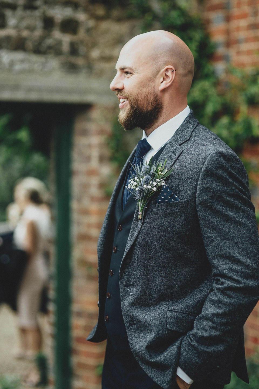 Fashion trends grey tweed