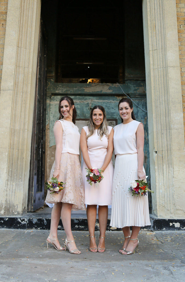 wedding traditions bridesmaids