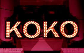 Girls out in London KoKo