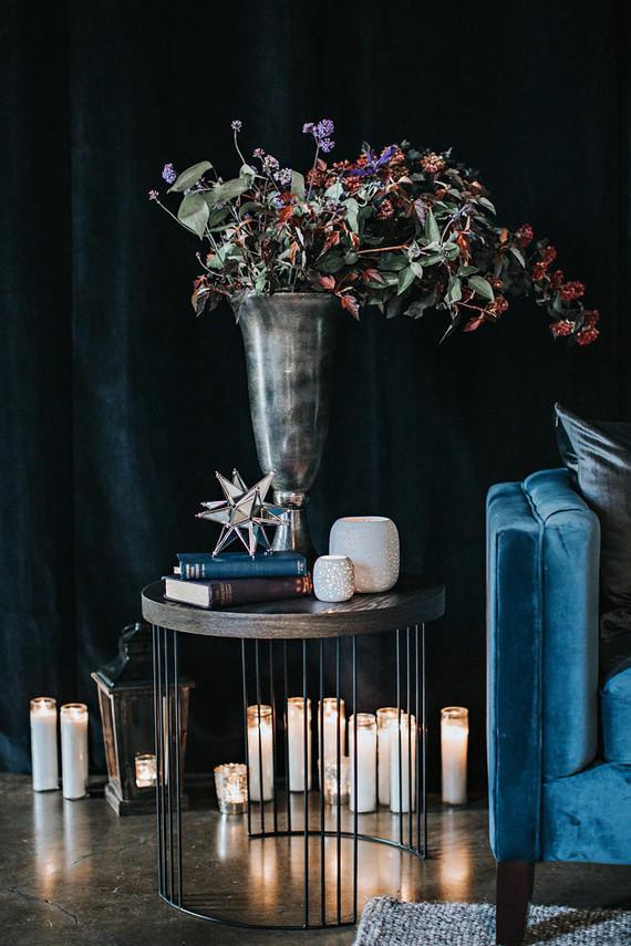 celestial wedding ideas floristry