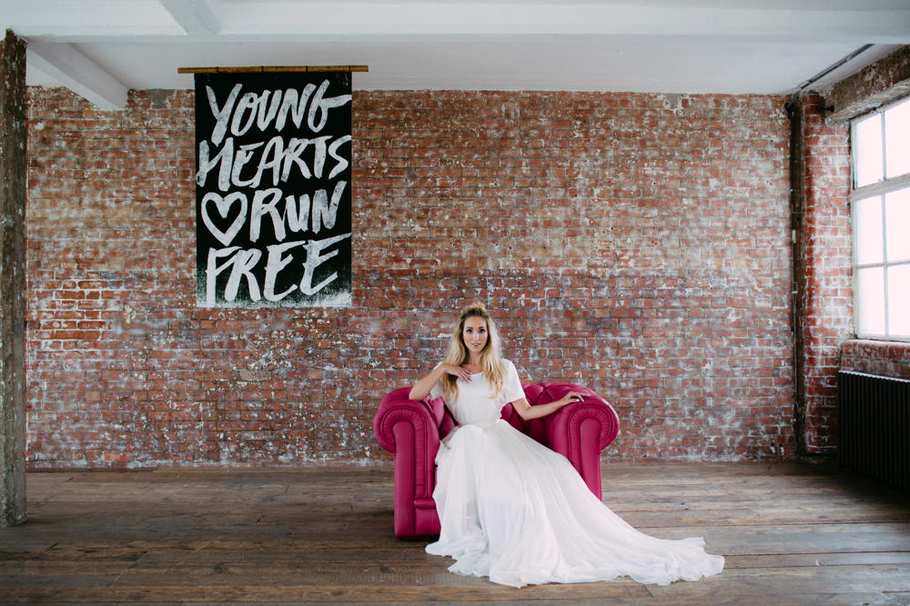 London Wedding Planner urban bride