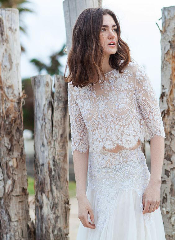Bridal Separates Pretty Lace