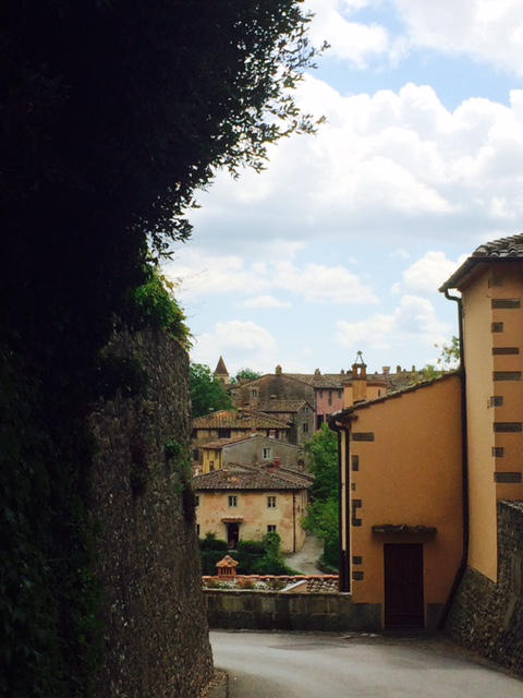 Il Borro Tuscancy Honeymoon View