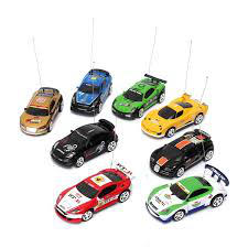 Grooms - remote control car wedding favours