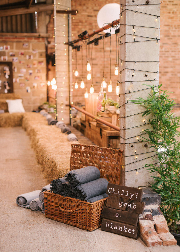 Autumn Wedding Warmers
