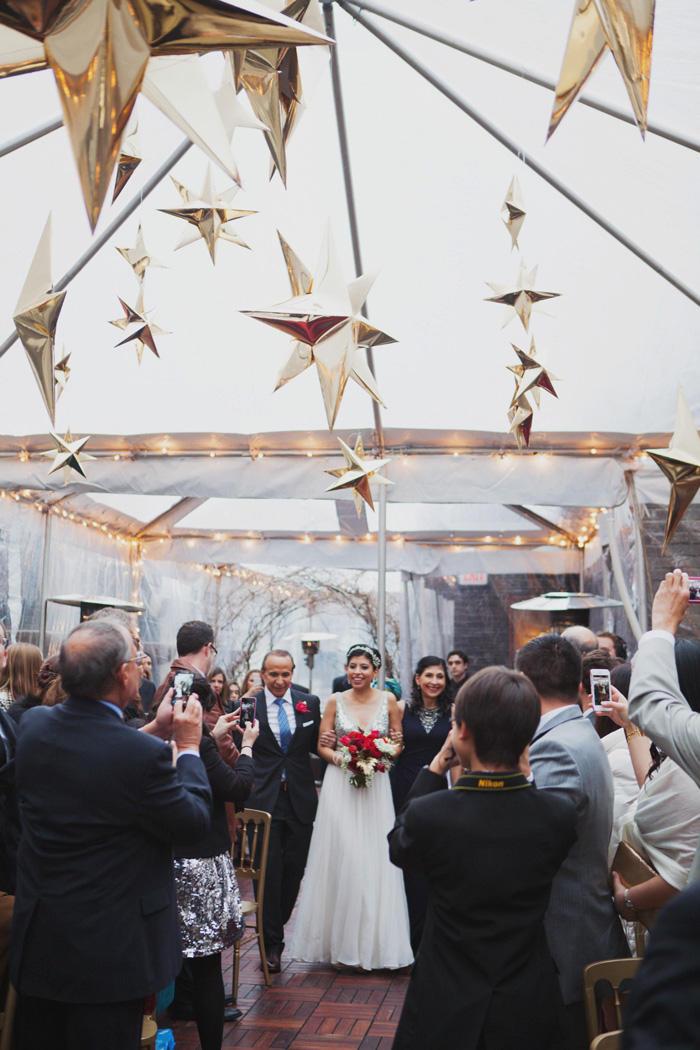 celestial wedding ideas marquee styling idea