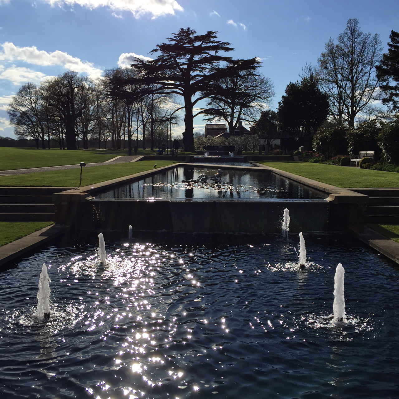 The Grove Hotel Water Features