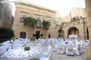The Xara Palace sunshine wedding