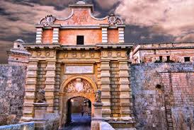 Malta weddings visit Mdina