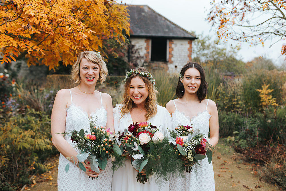Autumn Wedding Bridal