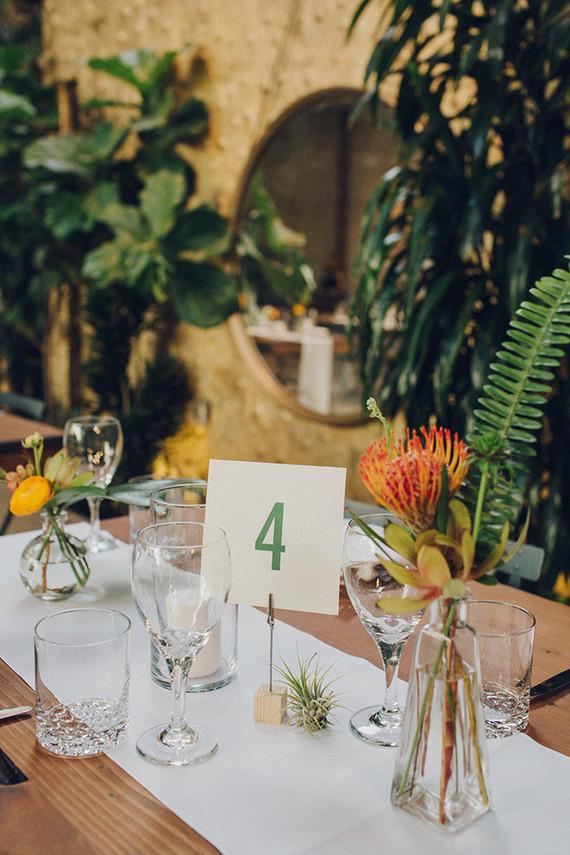 Tropical Wedding Twist!