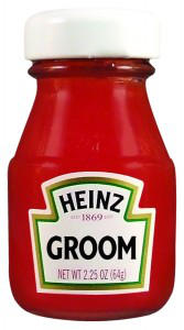 Favour - Ketchup bottles from My Heinz