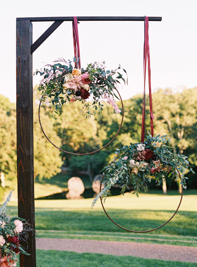 Autumn Wedding Floristry Idea