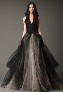 be different wedding dress styles Vera wang