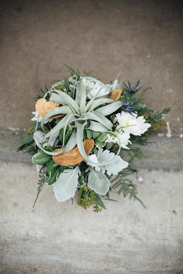 wedding succulents accent flowers