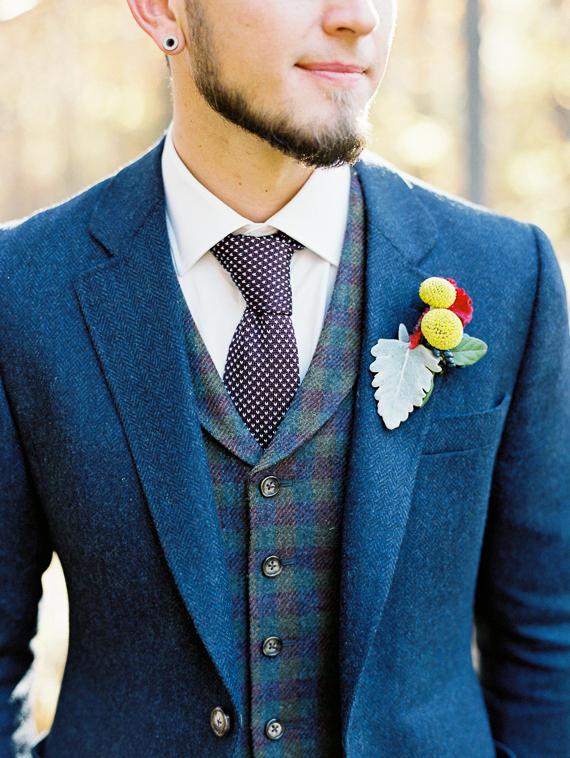 Groomswear Trends Vintage Wedding