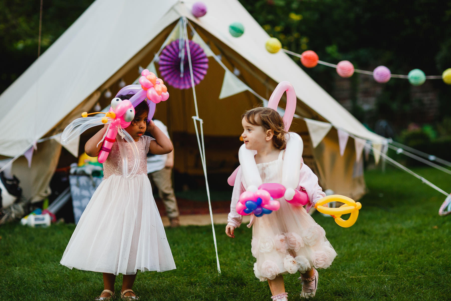 The Little Top Childrens Wedding Creche