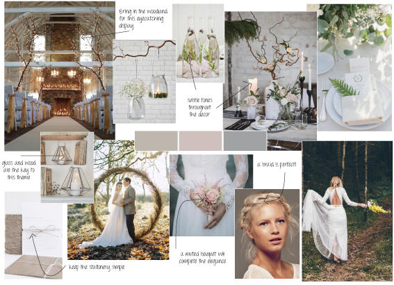 Moodboard of the Month – Scandi Elegance
