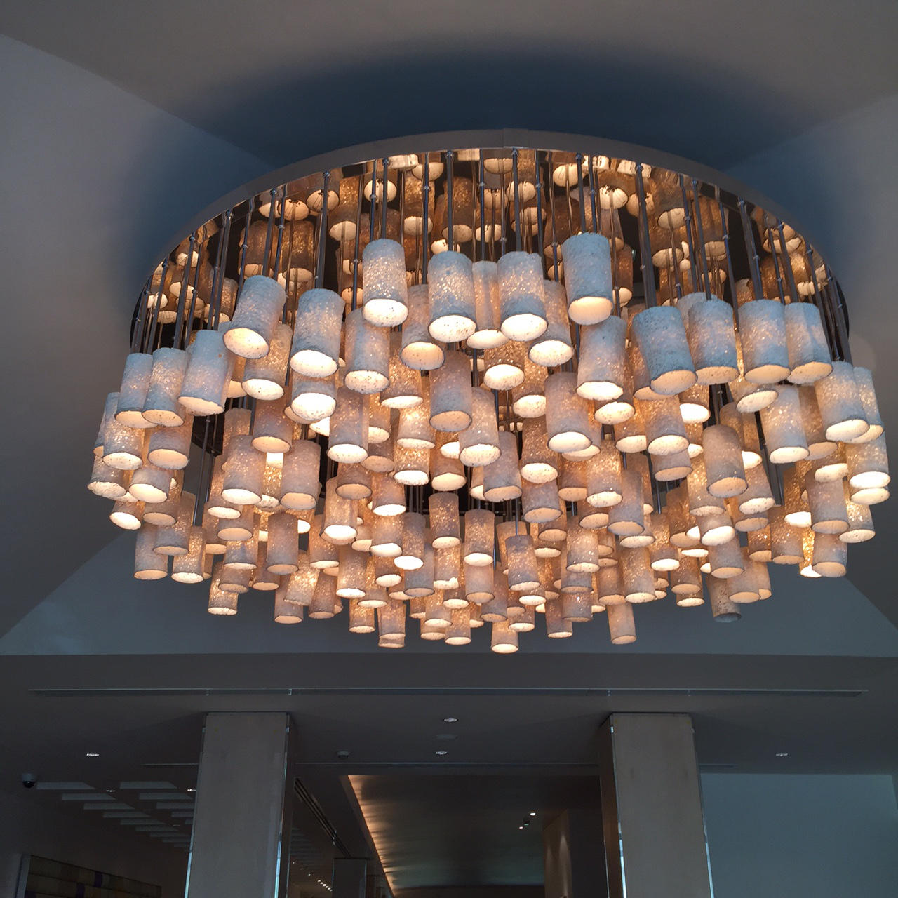 The Grove Hotel Feature Lighting