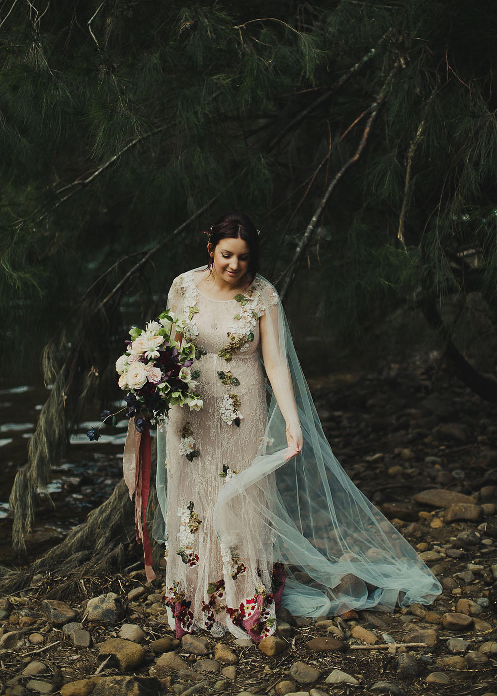 Fashion trends vintage wedding dress