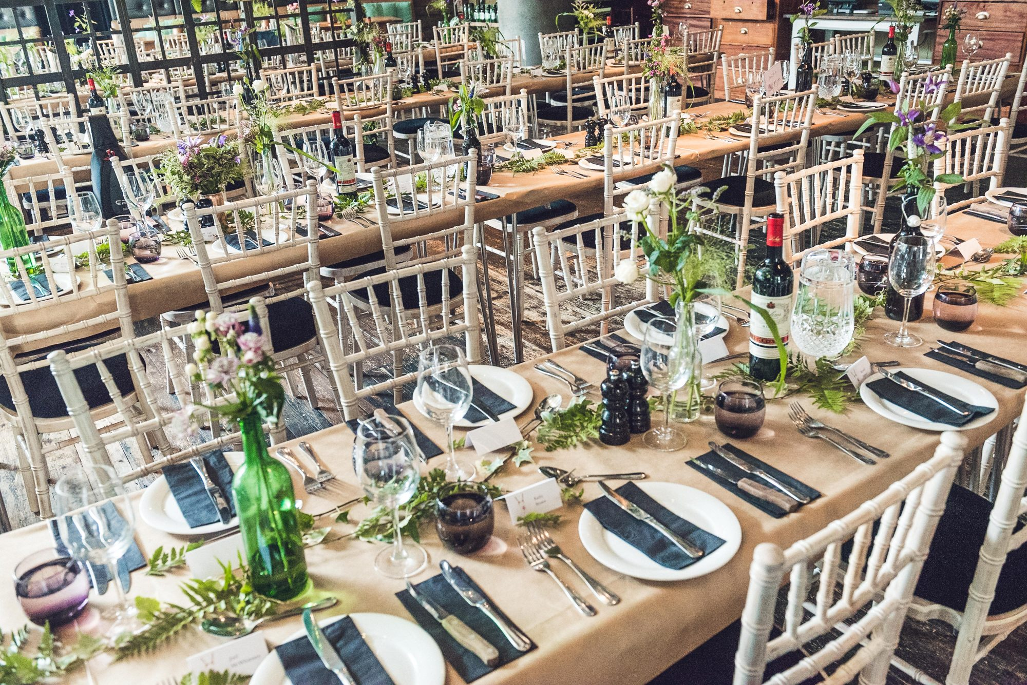 Behind the scenes with a Modern Wedding Planner