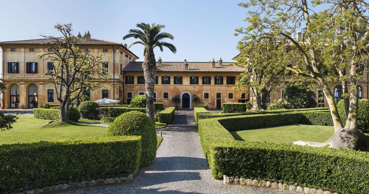 La Posta Vecchia – an Italian treasure